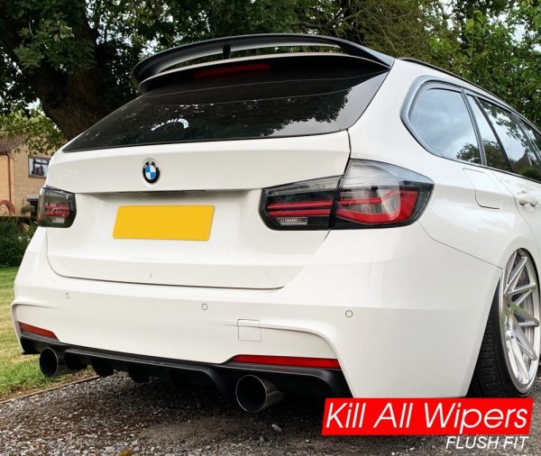 Bmw 3 Series F31 Touring Flush Fit Wiper Delete Kit Kill All