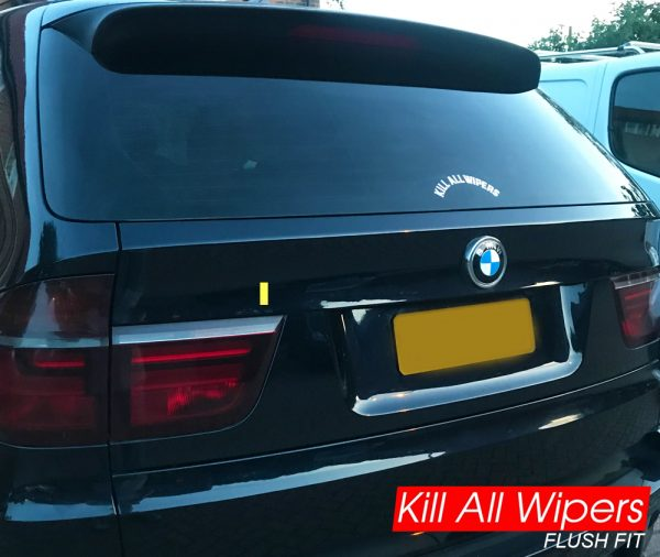 Bmw X5 E70 Flush Fit Wiper Delete Kit Kill All Wipers